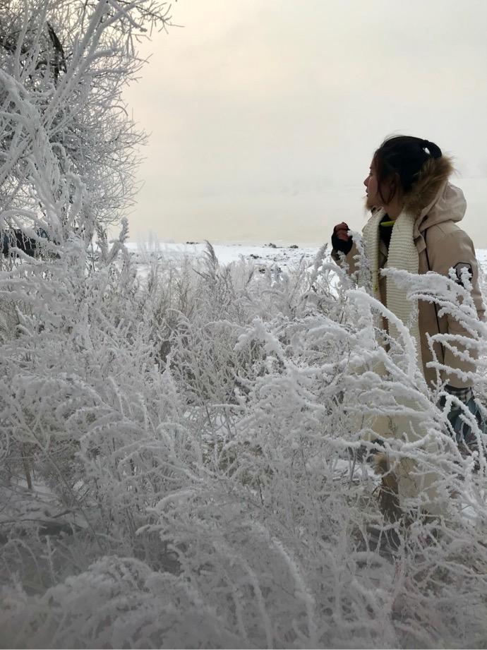 (4)【五岳衡山】冬季南岳衡山看雪|南方最美的雾凇 12.14-16汽车出发-户外活动图-驼铃网