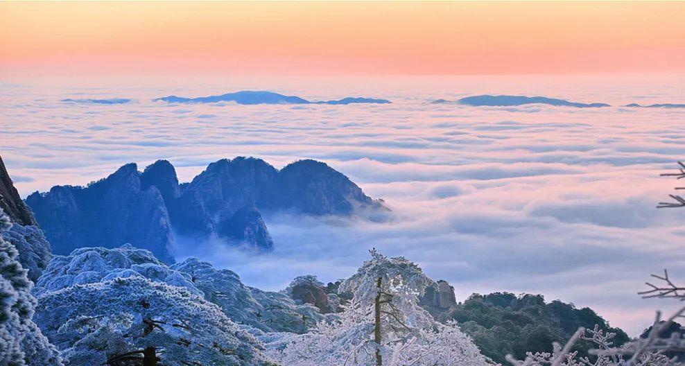(2)令人期待的冬之黄山雪景之旅 1月18日晚出发 20日回家-户外活动图-驼铃网