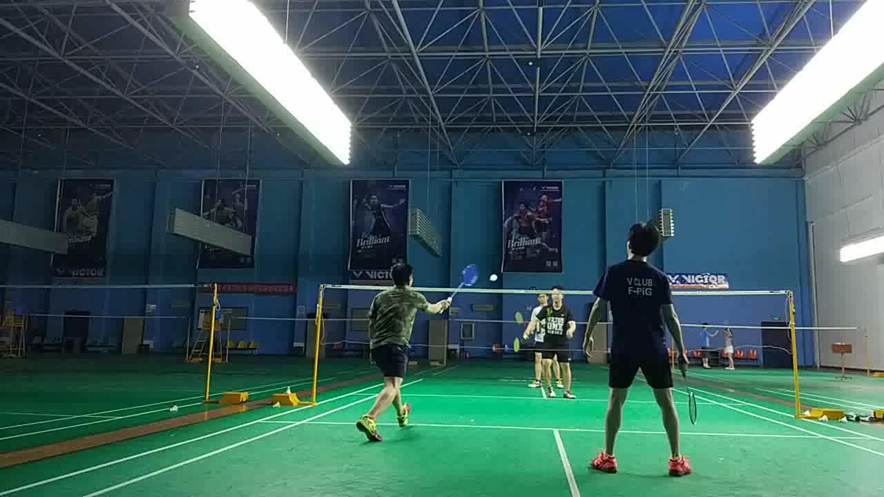 (2)[周二]谁羽争锋 爱羽毛球 活动无限 -户外活动图-驼铃网