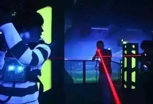(1)[周三]【城市猎人真人镭射CS】够胆 你就来!-户外活动图-驼铃网