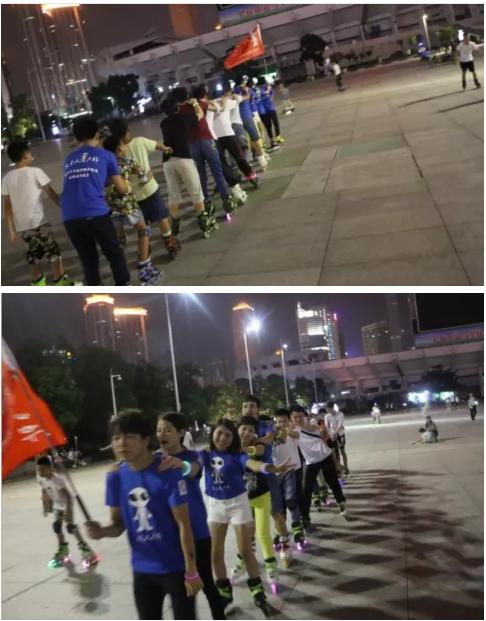 (2)[周三] 体育中心 轮滑刷街 轻松上路 免费教学-户外活动图-驼铃网