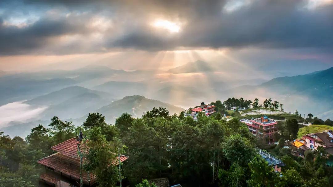 (17)玩聚·独家本迪布尔古镇-加德满都-博卡拉-奇特旺-纳加阔特-尼泊尔畅玩八日游-户外活动图-驼铃网