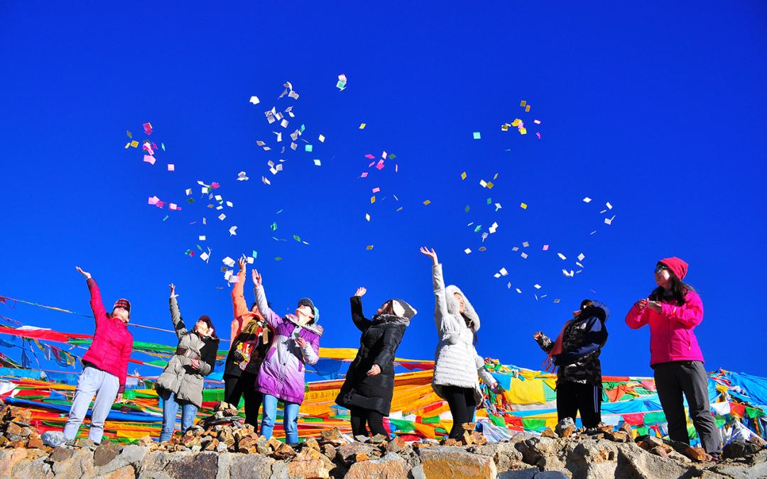 (26)2019冰雪包裹的桃花才是最美春天 ——林芝桃花节+波密桃花+雅鲁藏布大峡谷+然乌湖+巴松措6日游-户外活动图-驼铃网