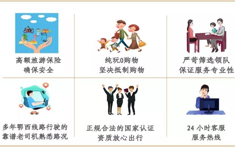 (17)三省冬游记--魅力鄂湘渝七日游-户外活动图-驼铃网