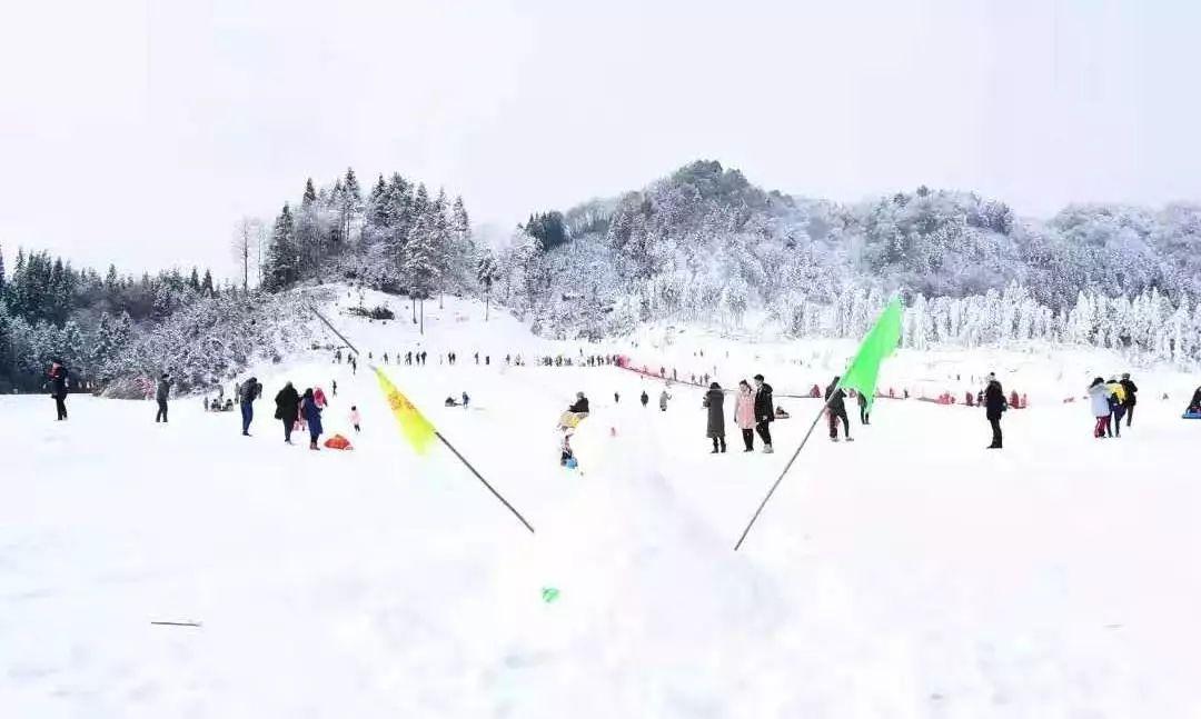 (21)三省冬游记--魅力鄂湘渝七日游-户外活动图-驼铃网