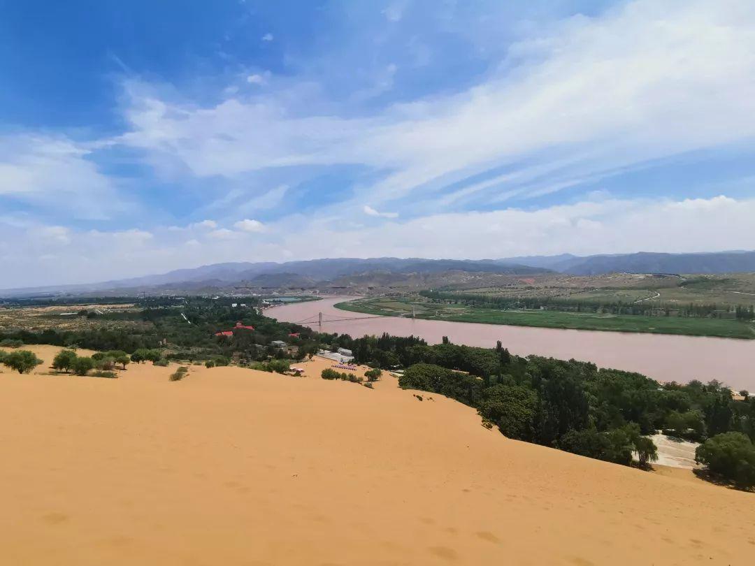(19)宁夏&腾格里沙漠2020年暑期亲子游-户外活动图-驼铃网