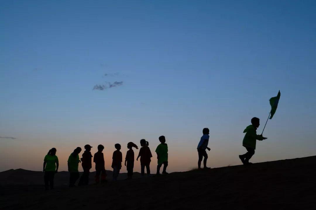 (25)宁夏&腾格里沙漠2020年暑期亲子游-户外活动图-驼铃网