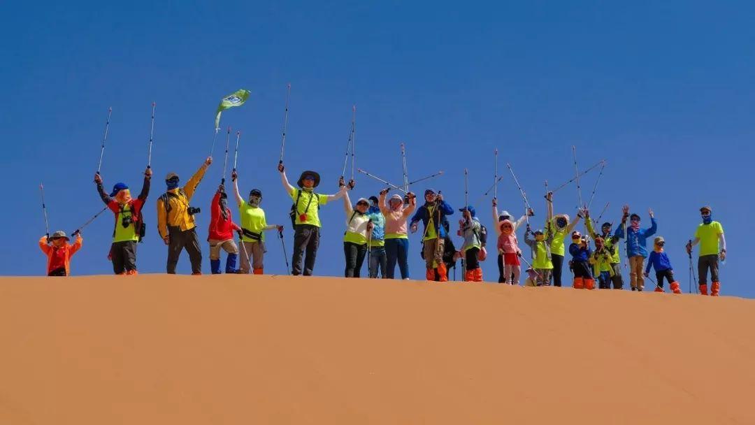 (24)宁夏&腾格里沙漠2020年暑期亲子游-户外活动图-驼铃网
