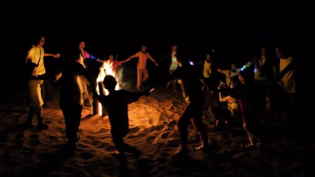 (26)宁夏&腾格里沙漠2020年暑期亲子游-户外活动图-驼铃网