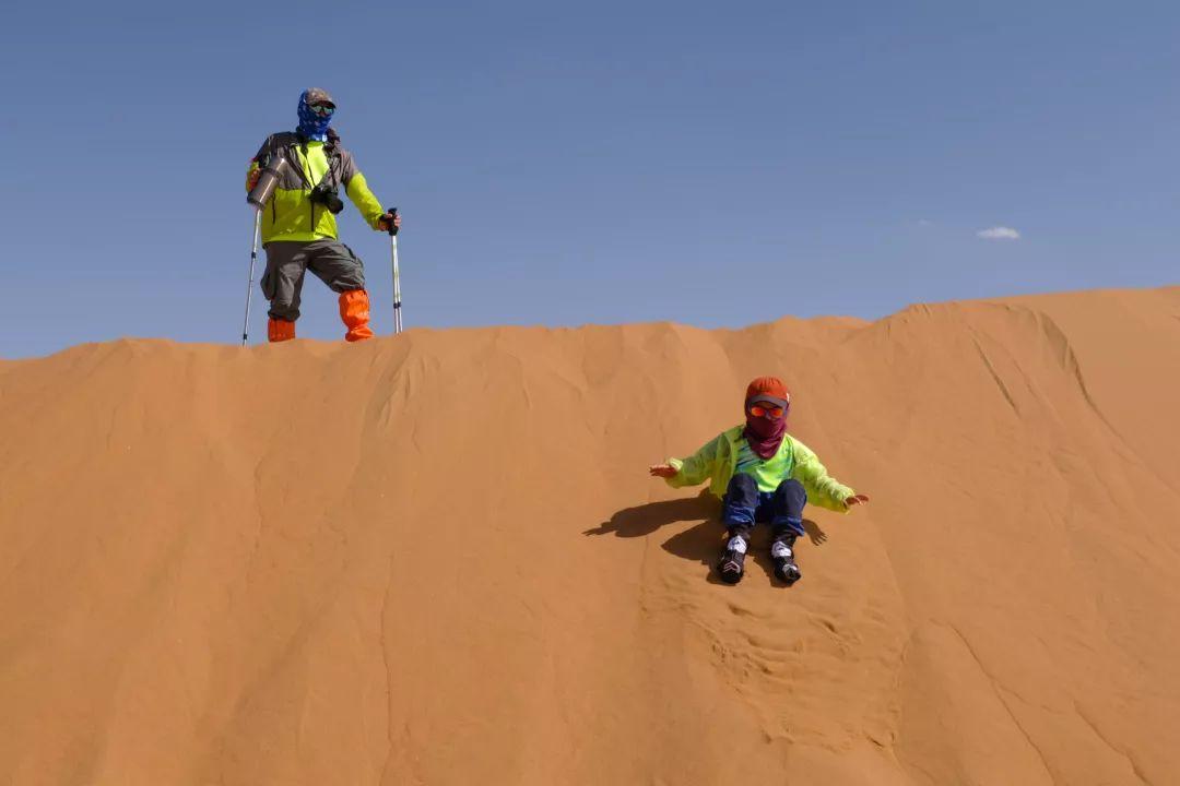 (13)宁夏&腾格里沙漠2020年暑期亲子游-户外活动图-驼铃网