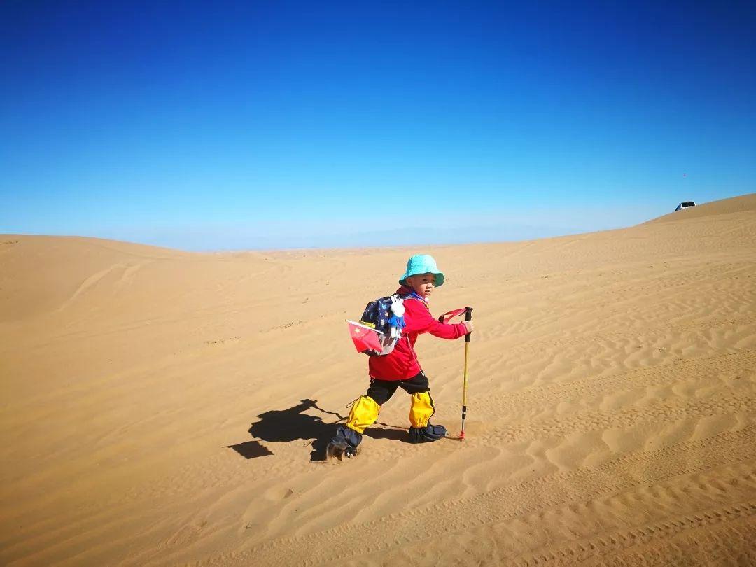 (18)宁夏&腾格里沙漠2020年暑期亲子游-户外活动图-驼铃网