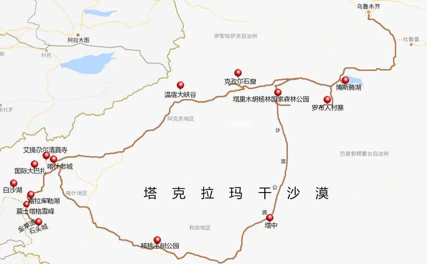 (42)2020新疆是个好地方  昆仑之恋—印象南疆12日深度游 --户外活动图-驼铃网