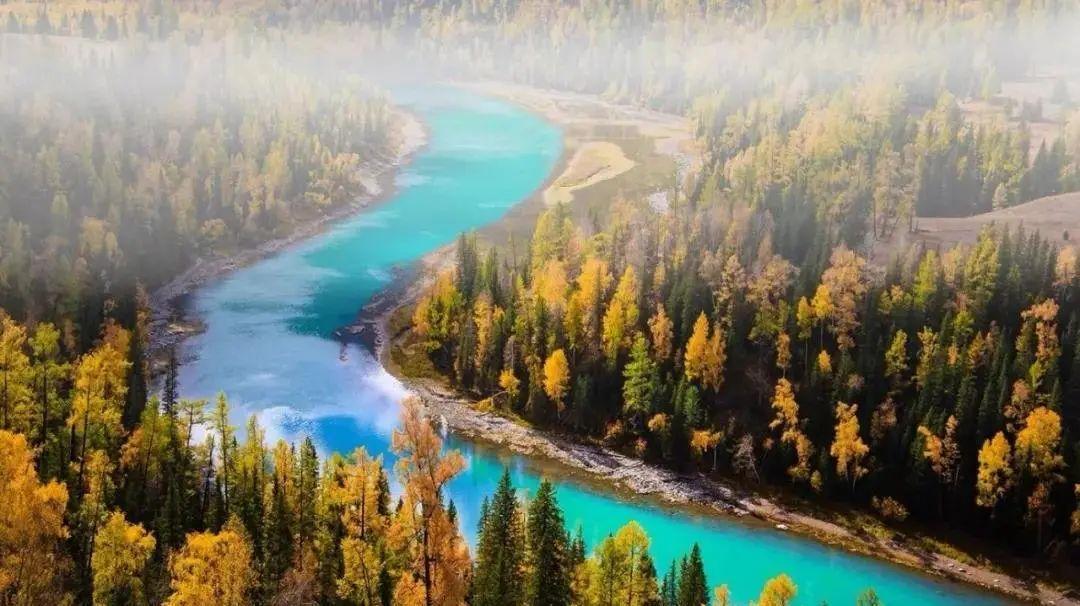 (15)2020新疆是个好地方    绝摄金秋—喀纳斯赏秋8日深度游-户外活动图-驼铃网