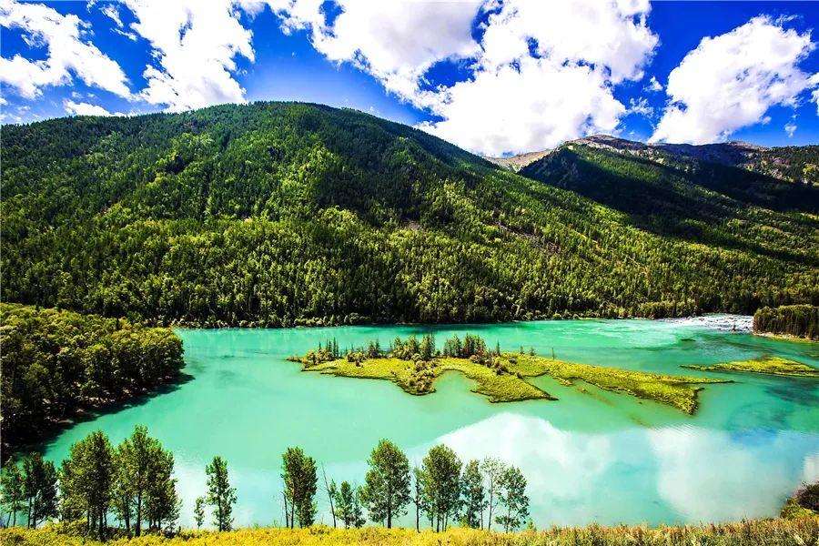 (15)2020新疆是个好地方    绝色风光—喀纳斯8日深度游-户外活动图-驼铃网