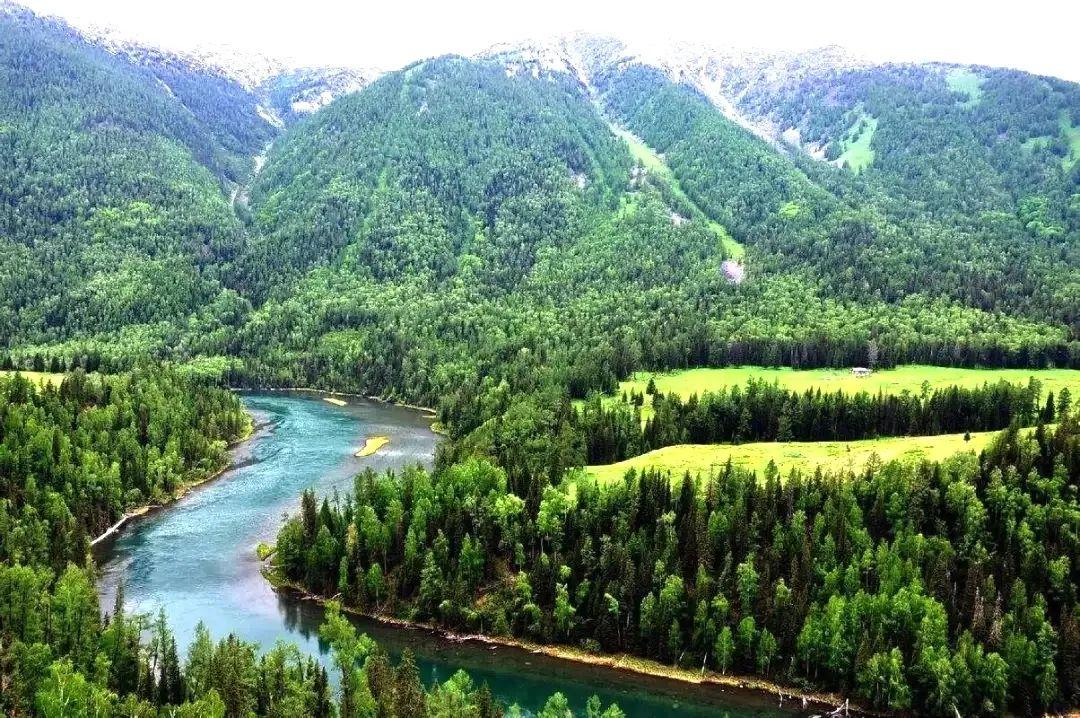 (14)2020新疆是个好地方    绝色风光—喀纳斯8日深度游-户外活动图-驼铃网