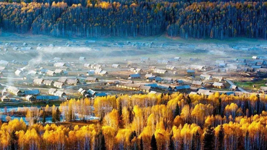 (11)2020新疆是个好地方    绝摄金秋—喀纳斯赏秋8日深度游-户外活动图-驼铃网
