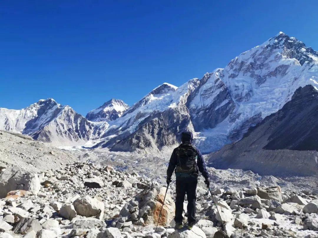(2)巅峰之路-尼泊尔EBC徒步,你亦是旅途中的风景-户外活动图-驼铃网