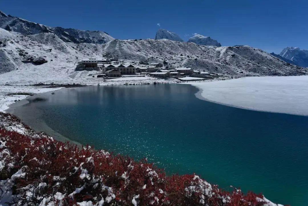 (20)巅峰之路-尼泊尔EBC徒步,你亦是旅途中的风景-户外活动图-驼铃网