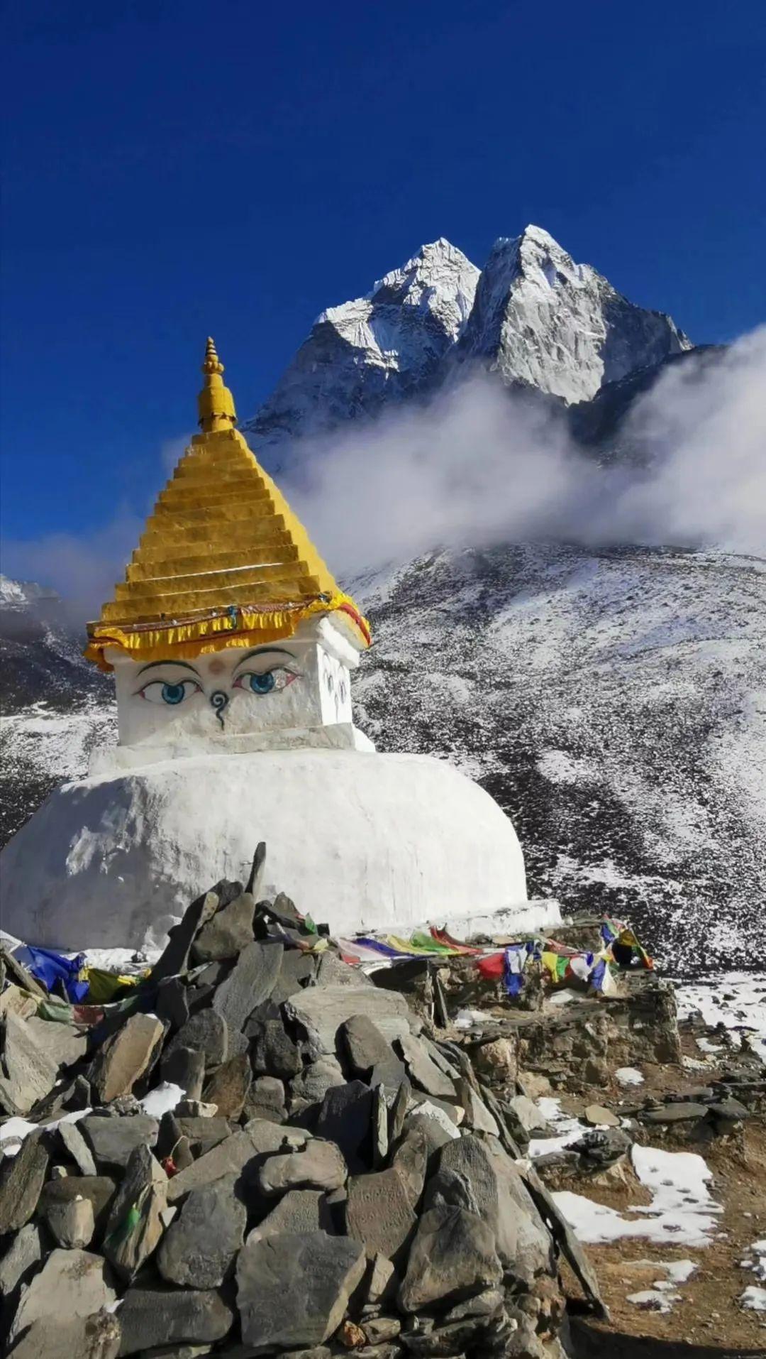 (21)巅峰之路-尼泊尔EBC徒步,你亦是旅途中的风景-户外活动图-驼铃网