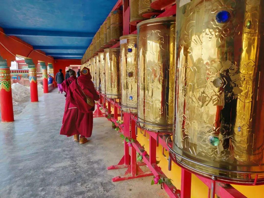 (29)【佛色稻亚】穿越佛国净土,走进最后香格里拉-色达+稻城亚丁经典之旅9日-户外活动图-驼铃网