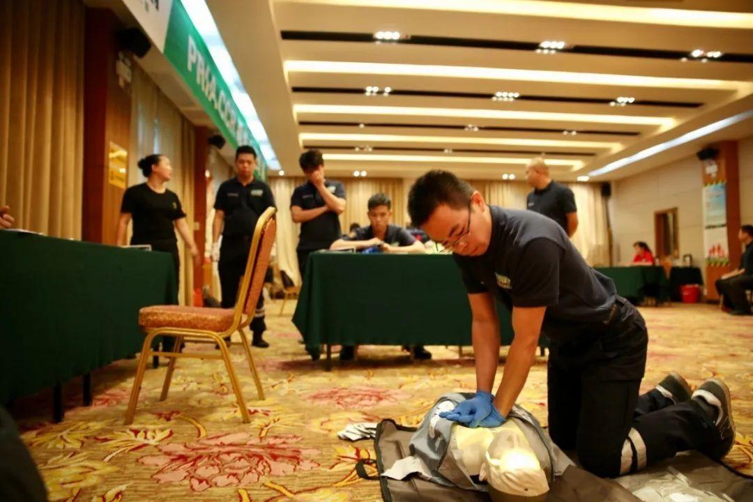 (16)学习急救拯救生命,CCR急救员广州开班啦!-户外活动图-驼铃网