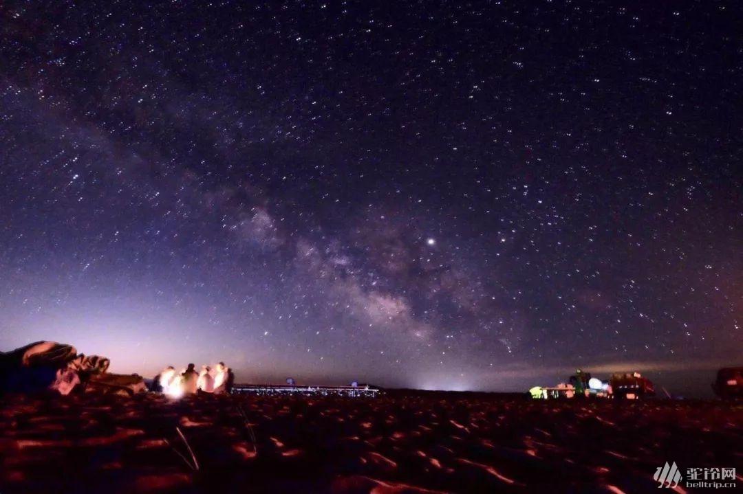 """(22)【2020全年】腾格里沙漠""""五湖连穿""""徒步活动-户外活动图-驼铃网"""