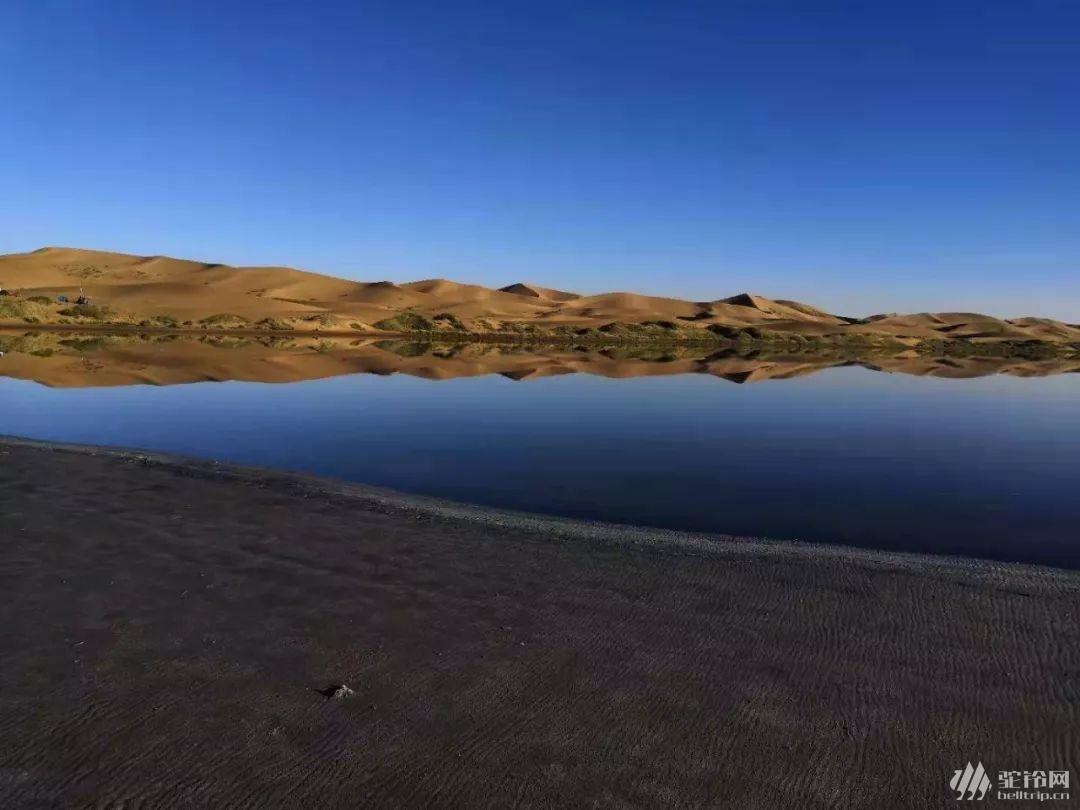"""(25)【2020全年】腾格里沙漠""""五湖连穿""""徒步活动-户外活动图-驼铃网"""