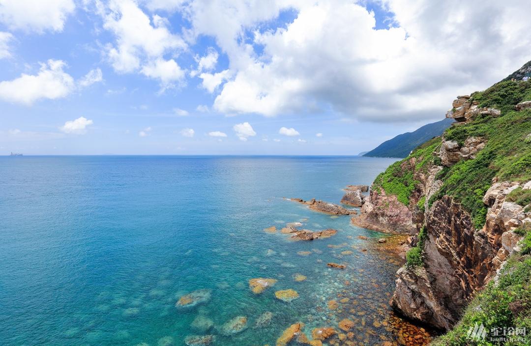 (15)【最美山海径】徒步海角山脉,最美海岸线,登顶大雁顶,打卡《美人鱼》拍摄地~-户外活动图-驼铃网