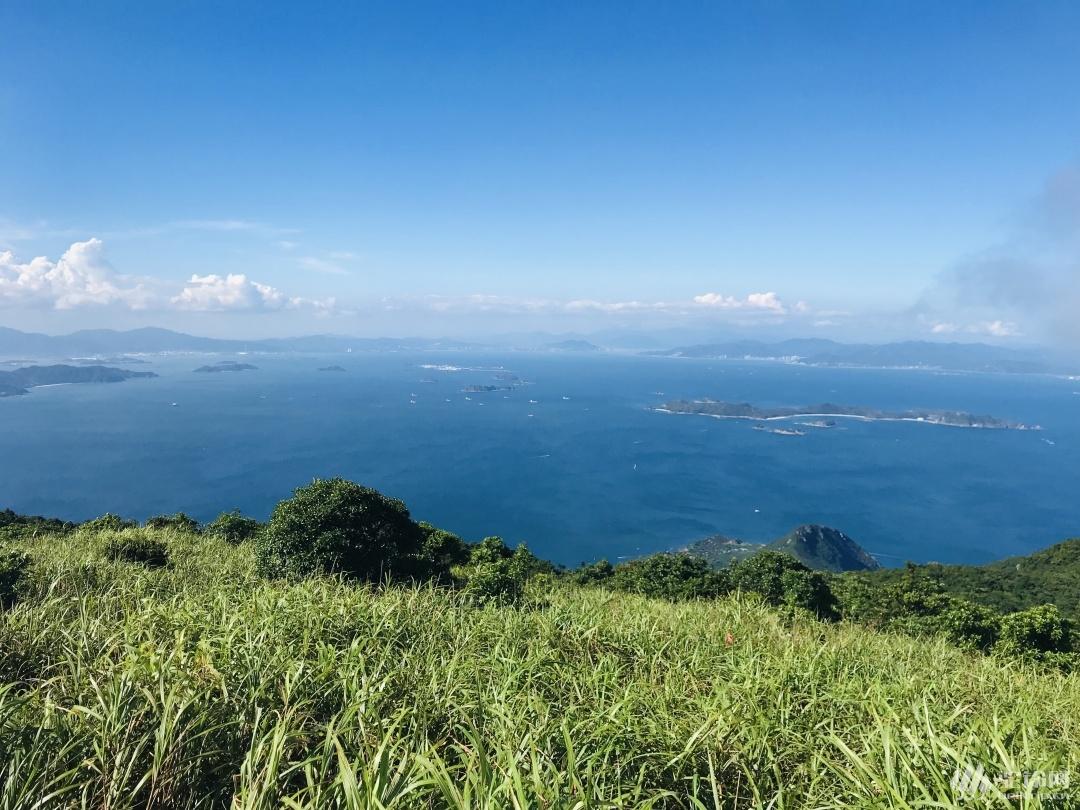 (8)【最美山海径】徒步海角山脉,最美海岸线,登顶大雁顶,打卡《美人鱼》拍摄地~-户外活动图-驼铃网