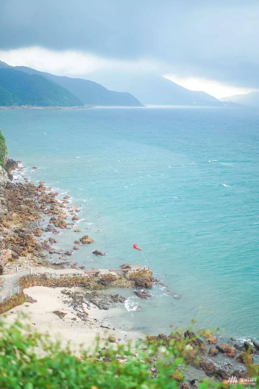 (17)【最美山海径】徒步海角山脉,最美海岸线,登顶大雁顶,打卡《美人鱼》拍摄地~-户外活动图-驼铃网