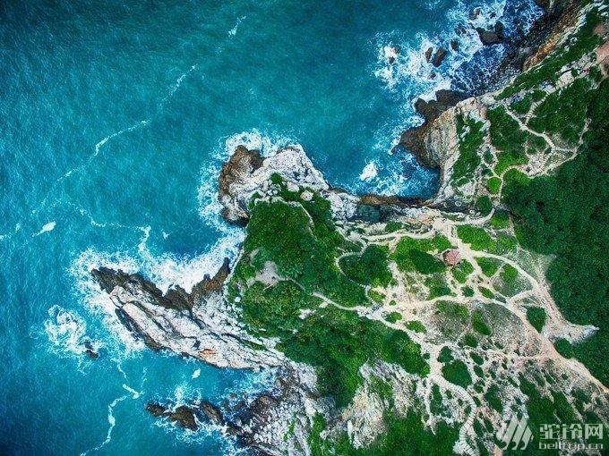 (1)【最美山海径】徒步海角山脉,最美海岸线,登顶大雁顶,打卡《美人鱼》拍摄地~-户外活动图-驼铃网