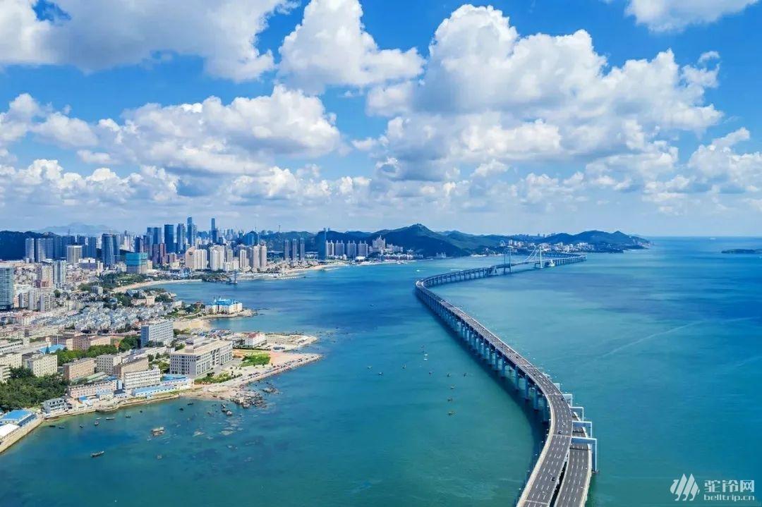(46)从白山黑水到鸭绿江畔 从避暑夏度到渤海之滨,纵贯东北 情境人文-户外活动图-驼铃网