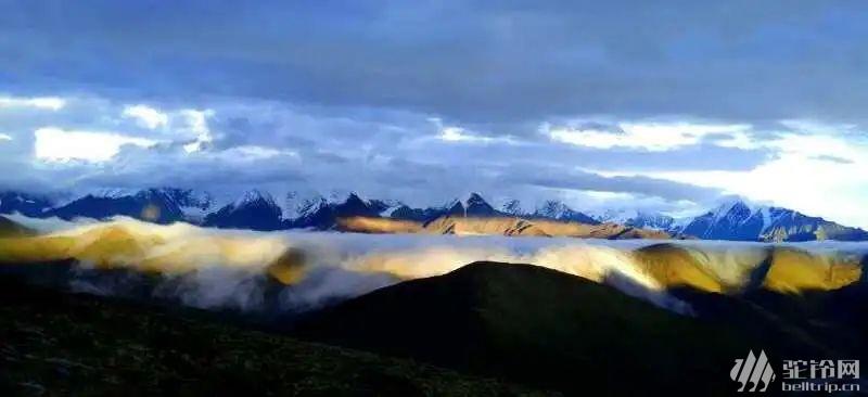 (21)【贡嘎转山】 贡嘎山全线穿越8日挑战极限之旅-户外活动图-驼铃网
