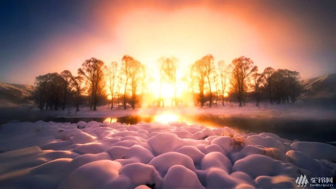 (30)塞北雪国 | 坝上雪原 一号风景大道 冬奥滑雪小镇 暖水魔界 达里诺尔冬捕 热河行宫 八天行摄穿越雪原深度体验之旅-户外活动图-驼铃网