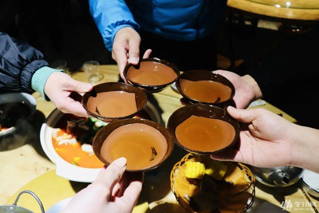 (8)五天四晚,地道恩施,土家泡汤宴,我们在恩施跨年-户外活动图-驼铃网