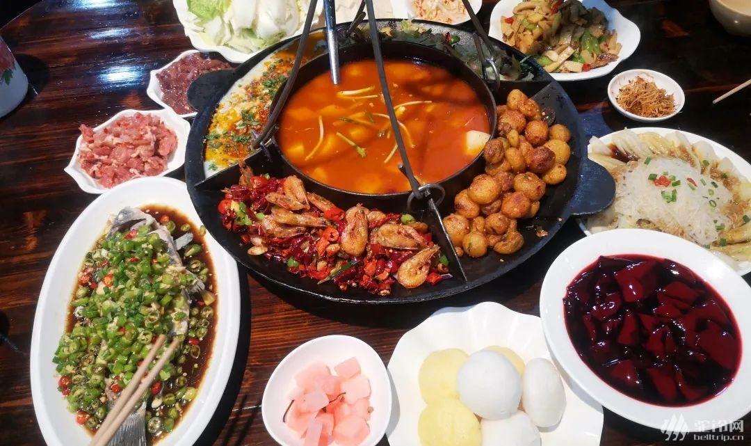(28)五天四晚,地道恩施,土家泡汤宴,我们在恩施跨年-户外活动图-驼铃网