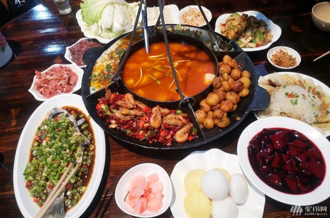 (6)五天四晚,地道恩施,土家泡汤宴,我们在恩施跨年-户外活动图-驼铃网