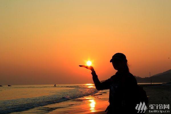 22惠东狮子岛海岸线穿越