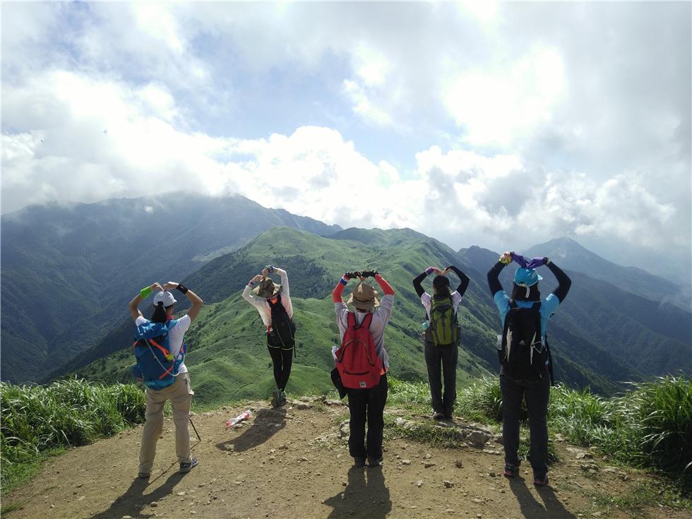 (1)9月16-17日惠东大南山全程重装穿越-户外活动图-驼铃网