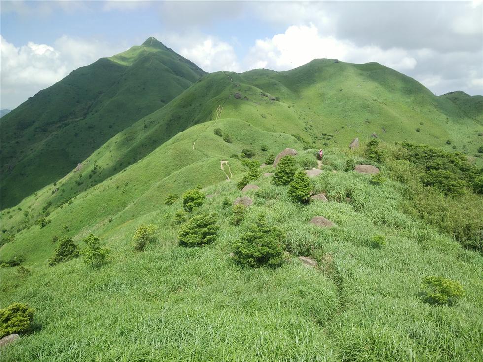 (3)9月16-17日惠东大南山全程重装穿越-户外活动图-驼铃网