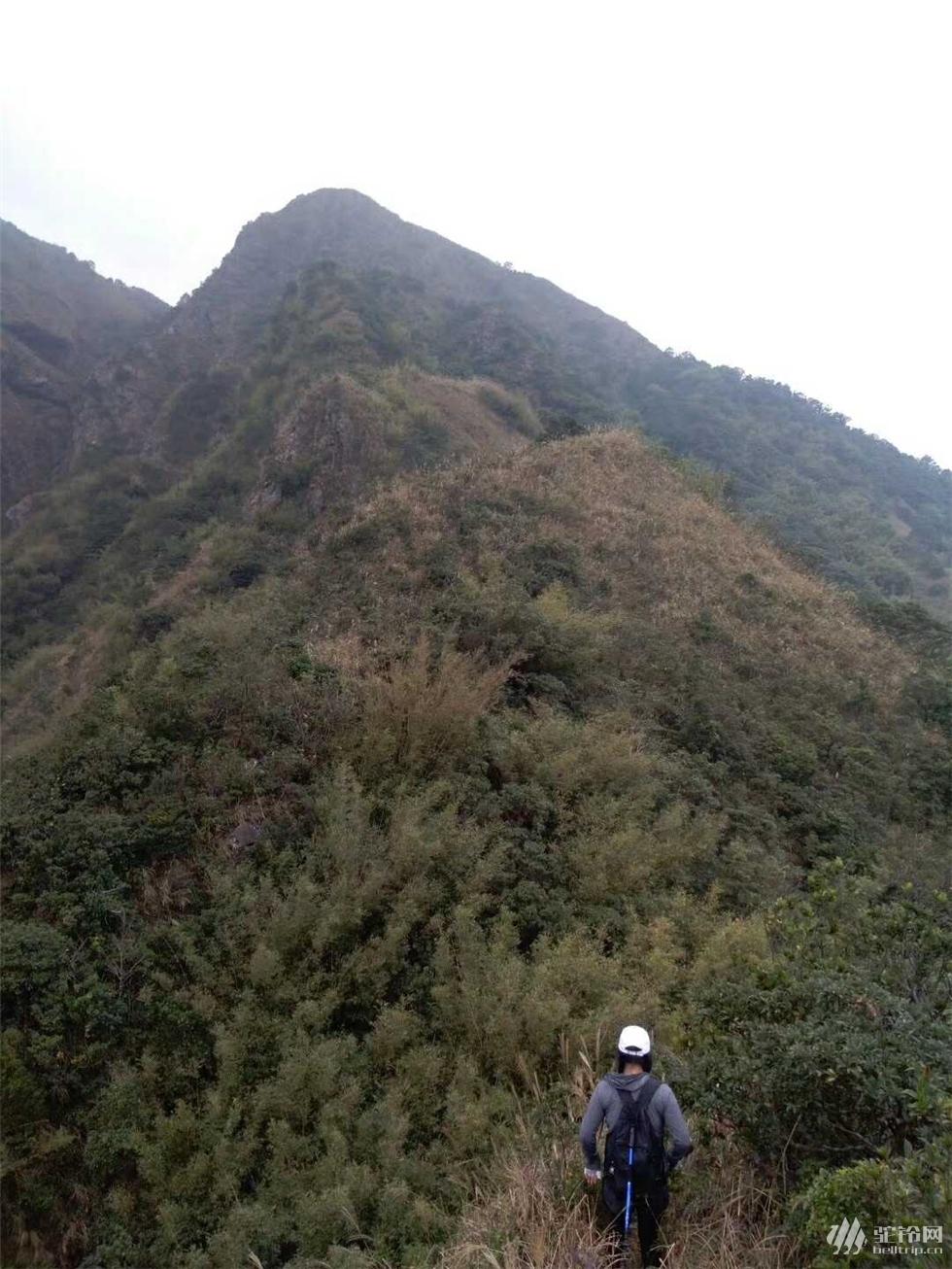 (10)千米山峰之恋;拉胡线穿越水底山,龙岩寺-户外活动图-驼铃网