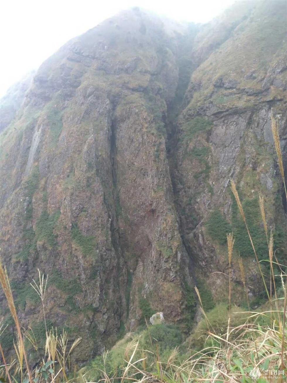 (9)千米山峰之恋;拉胡线穿越水底山,龙岩寺-户外活动图-驼铃网