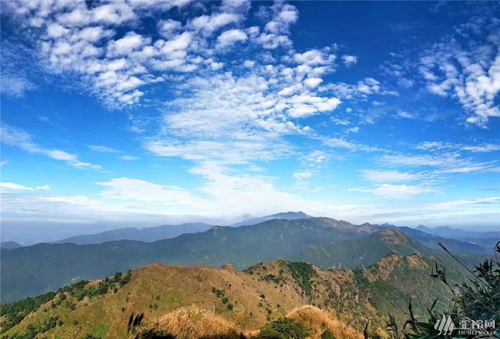 (12)千米山峰之恋;拉胡线穿越水底山,-户外活动图-驼铃网