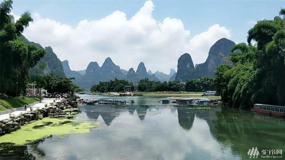 (3)桂林阳朔亲戚自驾游-户外活动图-驼铃网
