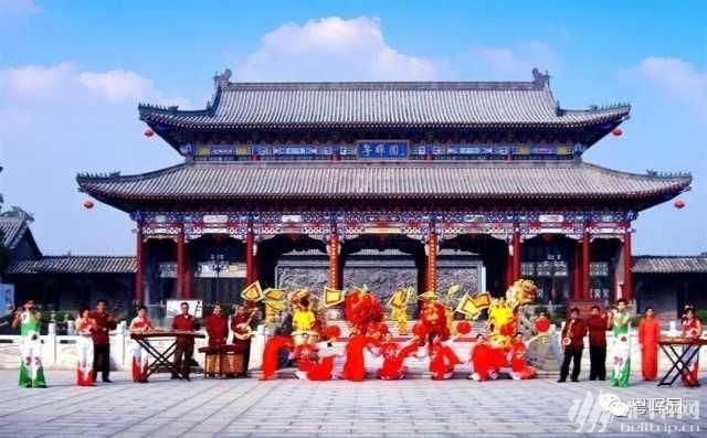 (33)2.17粤晖园隋唐文化节暨首届万株牡丹展-户外活动图-驼铃网