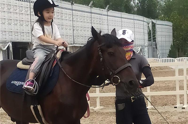 (6)北京亲子马术体验活动-户外活动图-驼铃网